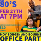 Moy-Borgen & Bourne's Office Party Returns To Don't Tell Mama Photo