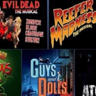 'EVIL DEAD', GUYS AND DOLLS, ATOMIC and More Set for Equinox Theatre's 10th Season Photo