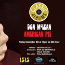 Don McLean's 'American Pie' Album Featured On BBC's Channel Four Tonight