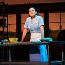 Christine Dwyer as Jenna in WAITRESS on Tour