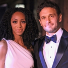 Photo Flash: Christiani Pitts & EricWilliam Morris Get Ready for KING KONG at Cabaret Preview!