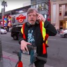 VIDEO: Mark Hamill and Jimmy Kimmel Get into a Star War Video