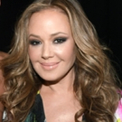 Leah Remini Reunites With Tony Dovolani On Stage At The Rio Hotel & Casino In Las Vegas