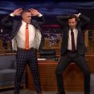 VIDEO: Jimmy Fallon Teaches John Cena Madonna's 'Girl Gone Wild' Dance for His Weddin Photo
