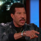 VIDEO: Lionel Richie on Embarrassing His Kids, Awards, Stevie Wonder, and More on JIMMY KIMMEL LIVE