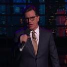 VIDEO: Stephen Parodies Ted Cruz's Profoundly Bad Parody