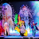 B-THE UNDERWATER BUBBLE SHOW Swimming to bergenPAC This Winter