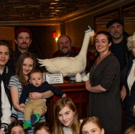 Photo Coverage: The Cast of THE FERRYMAN Celebrate Their 100th Show on Broadway!