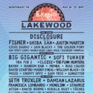 Lineup Announced for Elements Lakewood Camping Festival