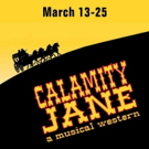 Musicals Tonight!'s Final Show Will Be CALAMITY JANE