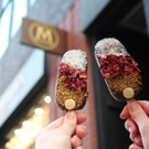 MAGNUM New York in SoHo for Luscious Customized Ice Cream Bars and a Broadway BOGO 8/16 to 8/19