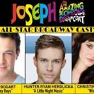 Matt Bogart, Hunter Ryan Herdlicka and Christine Dwyer to Lead JOSEPH AND THE AMAZING Photo