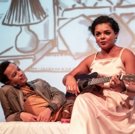 BWW Review: A Melodic Exploration of Love in Charming HAPPY NEW YEAR at Fugard Studio Photo