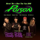 Poison, Cheap Trick, and Pop Evil Join Forces For U.S. Summer Tour