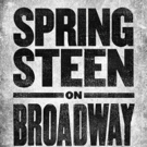 Bid Now on 2 Center Orchestra, Second Row Tickets to SPRINGSTEEN ON BROADWAY Photo
