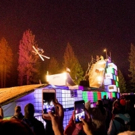 SnowGlobe 2018 Big Air Highlights Regional Professional + Amateur Skiers + Riders Photo