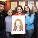 Photo Flash: Broadway Friends Celebrate Jennifer Laura Thompson's New Portrait at Sardi's!