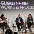 Works & Process at the Guggenheim Announces Spring 2019 Season