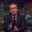 VIDEO: John Oliver Announces His Candidacy in the Italian Election