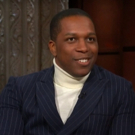 VIDEO: Leslie Odom Jr. Talks About the Secret to Success on THE LATE SHOW