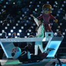 Raiden Performs at Winter Olympic Games Closing Ceremony Alongside Martin Garrix