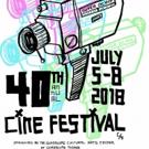 CineFestival Celebrates 40th Anniversary