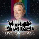 Willam Shatner to Appear Live at First Interstate Center