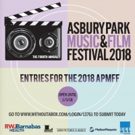 ASBURY PARK MUSIC & FILM FESTIVAL: Entries Deadline Tomorrow 1/3