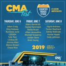 CMA Fest Reveals Lineup ForFirestone Country Roads Stage