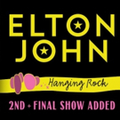 Second Elton John Concert Added At Victoria's Iconic Hanging Rock To Meet Demand