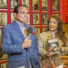 Photo Flash: Rich Little Honored As Hollywood Hero And Inducted Into The Hollywood Mu Photo