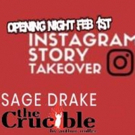 Sage Drake Will Take Over LCCT's Instagram For Opening Night of Arthur Miller's THE CRUCIBLE