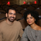 FREEZE FRAME: Nyle DiMarco and Lauren Ridloff Get Ready for CHILDREN OF A LESSER GOD