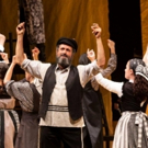 Joel Grey's Yiddish FIDDLER ON THE ROOF Eyes Broadway Transfer Photo