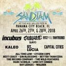 Full Lineup Announced for 2018 SANDJAM Festival Photo