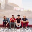 All Types of Kinds Add More Live Dates Ahead Of Shooting New Music Video Photo