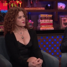 VIDEO: Bernadette Peters and Victor Garber Take A Moment on WATCH WHAT HAPPENS LIVE with Andy Cohen