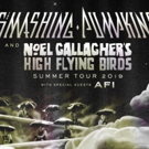 The Smashing Pumpkins and Noel Gallagher's High Flying Birds Announce Summer Tour