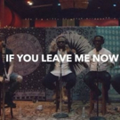 BOYZ II MEN And Charlie Puth Share IF YOU LEAVE ME NOW Studio Session