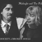 SOCIETY OF BROKEN SOULS Set to Release Second Album MIDNIGHT AND THE PALE This April