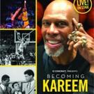 Wisconsin Sportscaster Bill Michaels Will Host Kareem Abdul-Jabbar's Live Show, BECOMING KAREEM