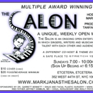 Open Mic Series SALON Returns