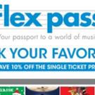 Las Vegas Philharmonic Offers The FLEX PASS Starting 7/2 Photo