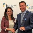 Educational Theatre Association Honors Kansas Representative Jeff Pittman with Legislator Leadership Advocacy Award