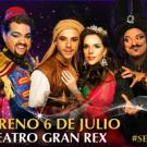 ALADIN Comes To Teatro Gran Rex Through 8/5