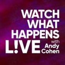 Scoop: Upcoming Guests on WATCH WHAT HAPPENS LIVE WITH ANDY COHEN 1/21-1/25 on Bravo