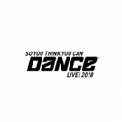 SO YOU THINK YOU CAN DANCE LIVE Returns Oct. 24