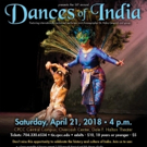 CPCC Presents 16th Annual Performance Of DANCES OF INDIA