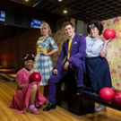 The HAIRSPRAY Cast Visits All Star Lanes Photo