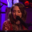 VIDEO: Sara Bareilles Performs 'Fire' and 'Saint Honesty' on SNL Video